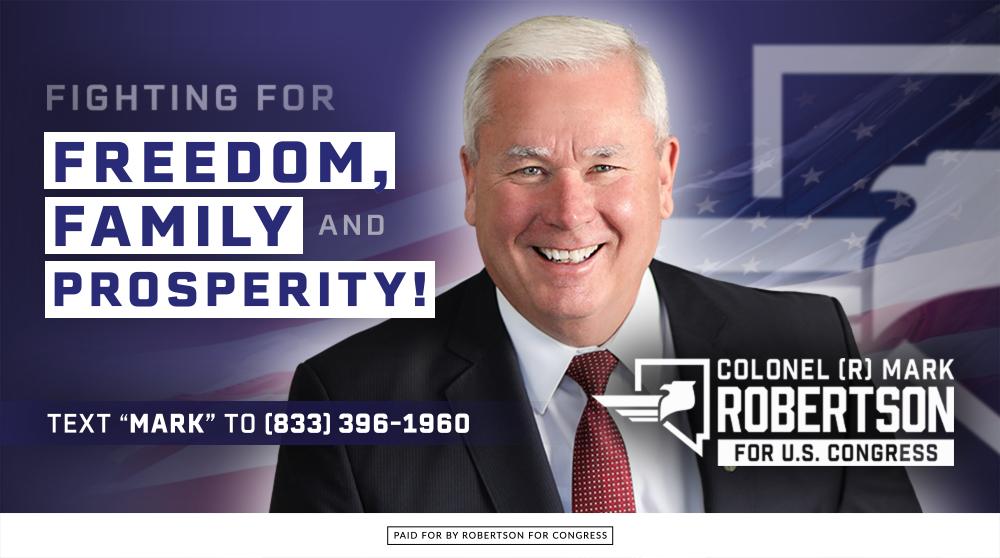 Mark Robertson for Congress